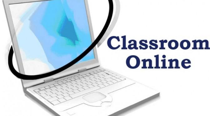 Join the Online Class 線上教室