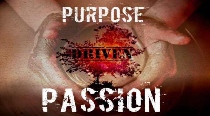Purpose Driven Passion / 熱情動力培訓  PQ 牧養課程