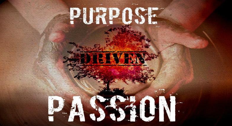 Purpose Driven Passion Potter Hand 2