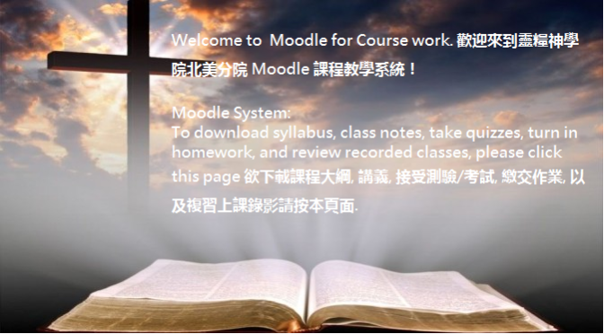 Go to Moodle